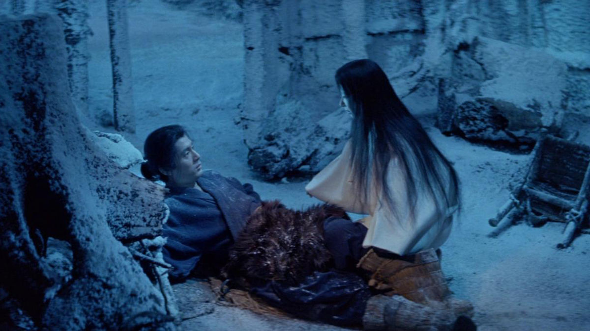 Kwaidan (1964) directed by Masaki Kobayashi • Reviews, film + cast •  Letterboxd