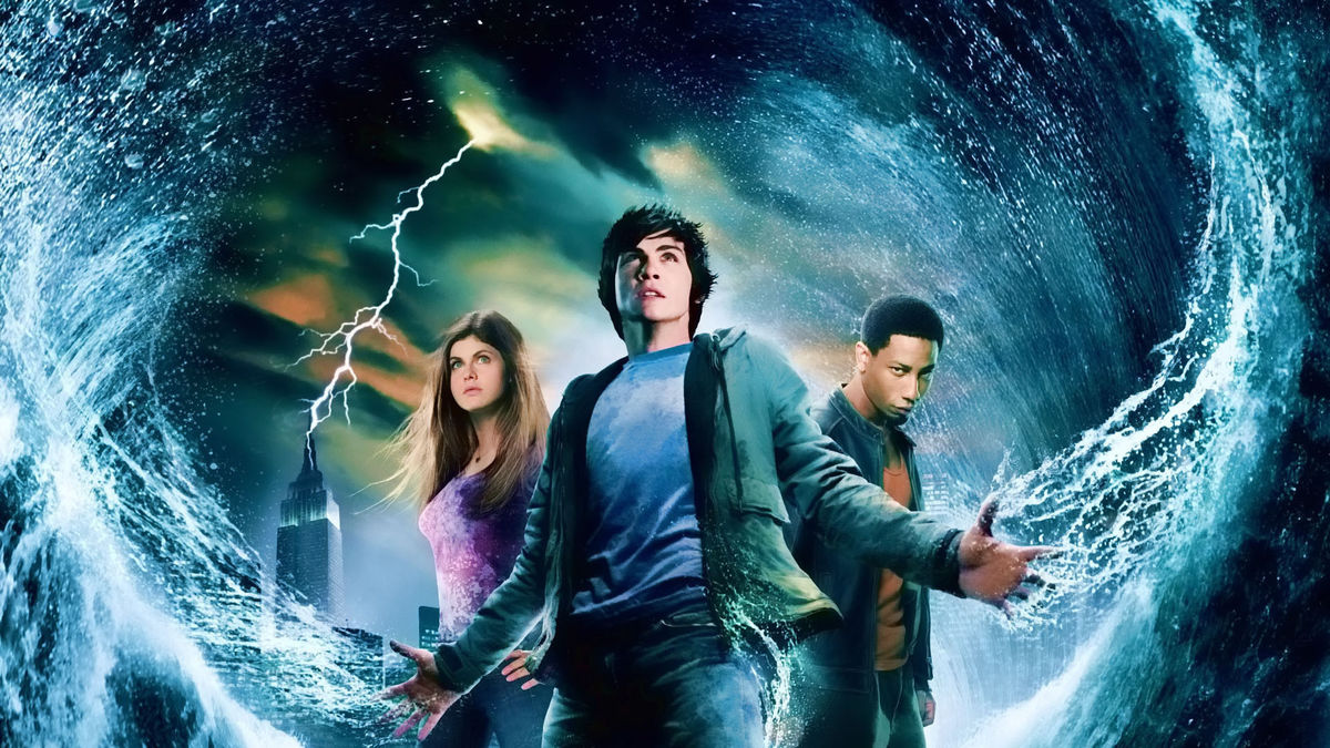 Percy Jackson The Olympians The Lightning Thief 2010 Directed By Chris Columbus Reviews Film Cast Letterboxd