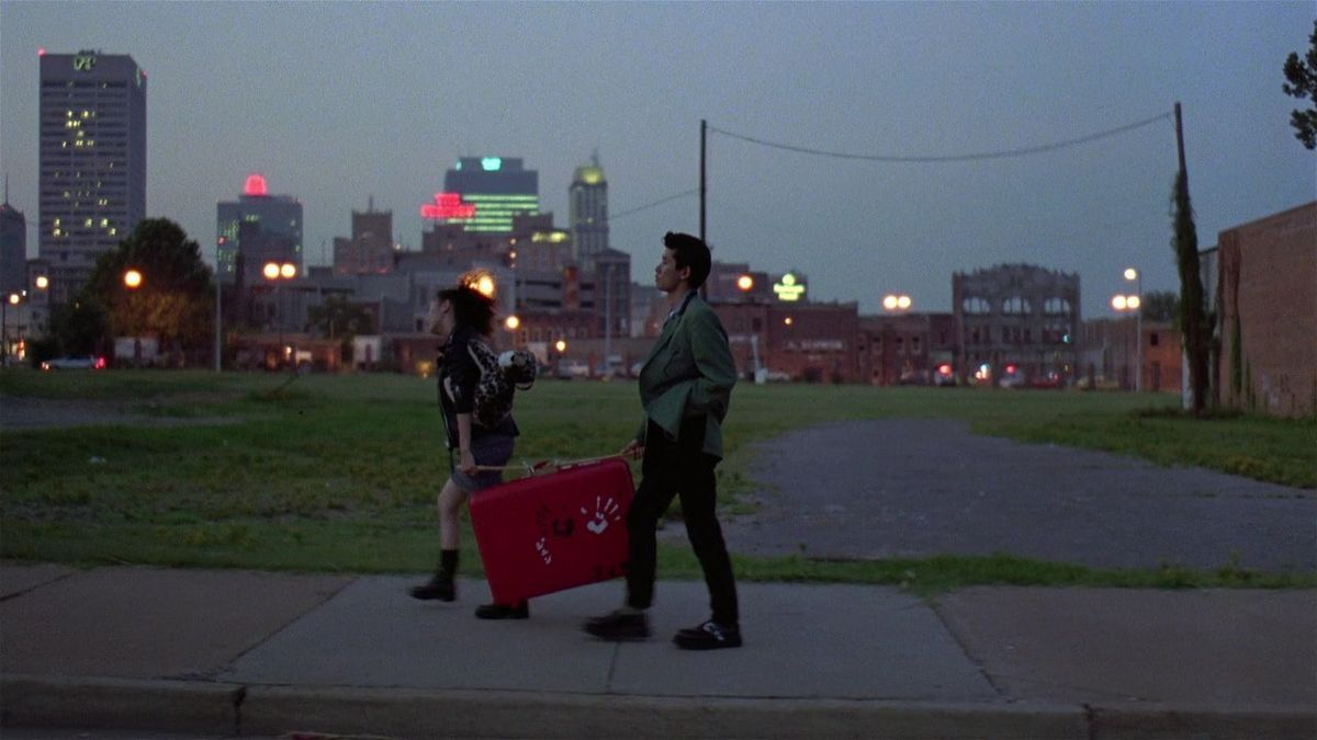 Screamin Jay Hawkins John Lurie Stranger Than Paradise From The Original Soundtrack Of The Film