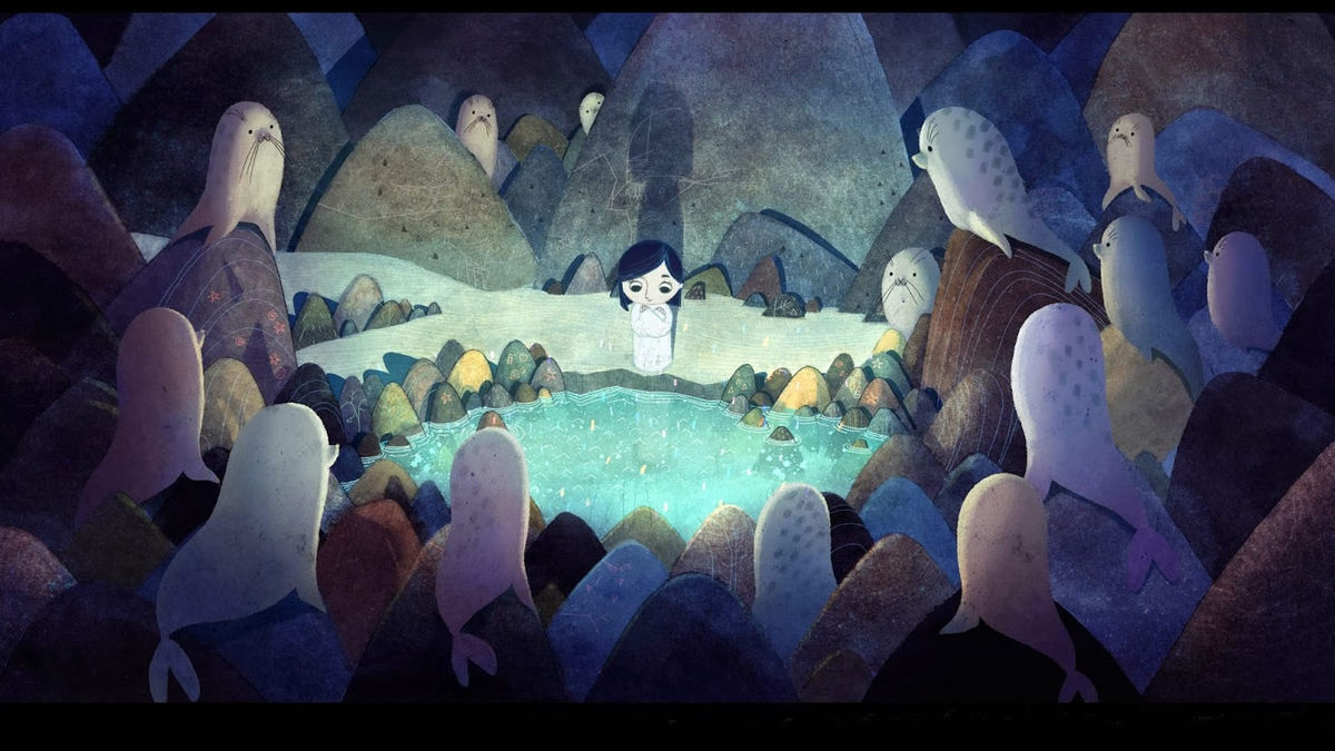 Song of the Sea (2014) directed by Tomm Moore • Reviews