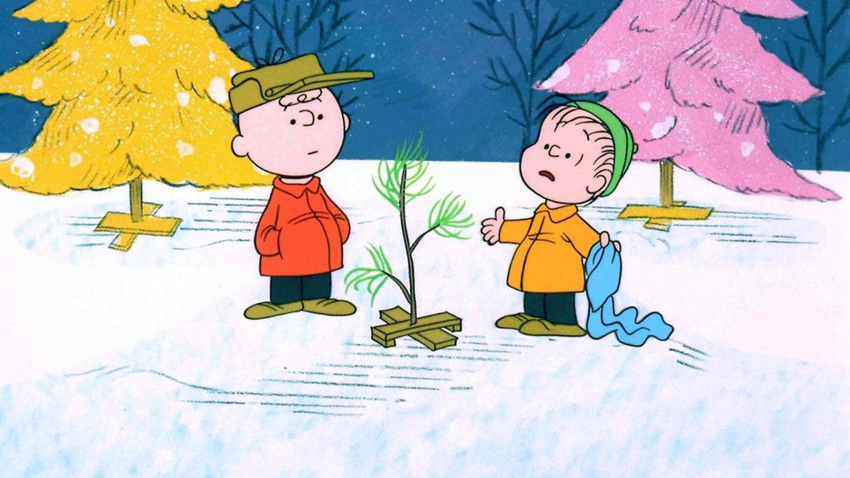 Empty Mailbox Charlie Brown On a Charlie Brown Christmas Review By Aaron Letterboxd