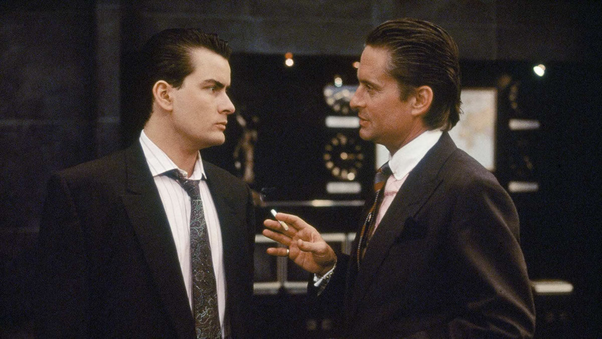 ‎Wall Street (1987) directed by Oliver Stone • Reviews ...