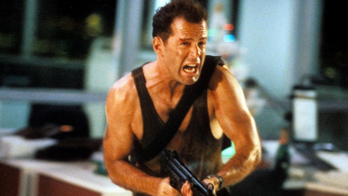 Die Hard (1988) –  Action, Thriller