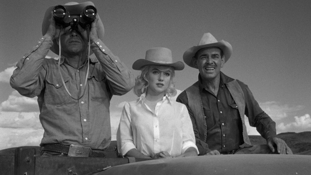 The Misfits (1961) – Drama, Romance, Western