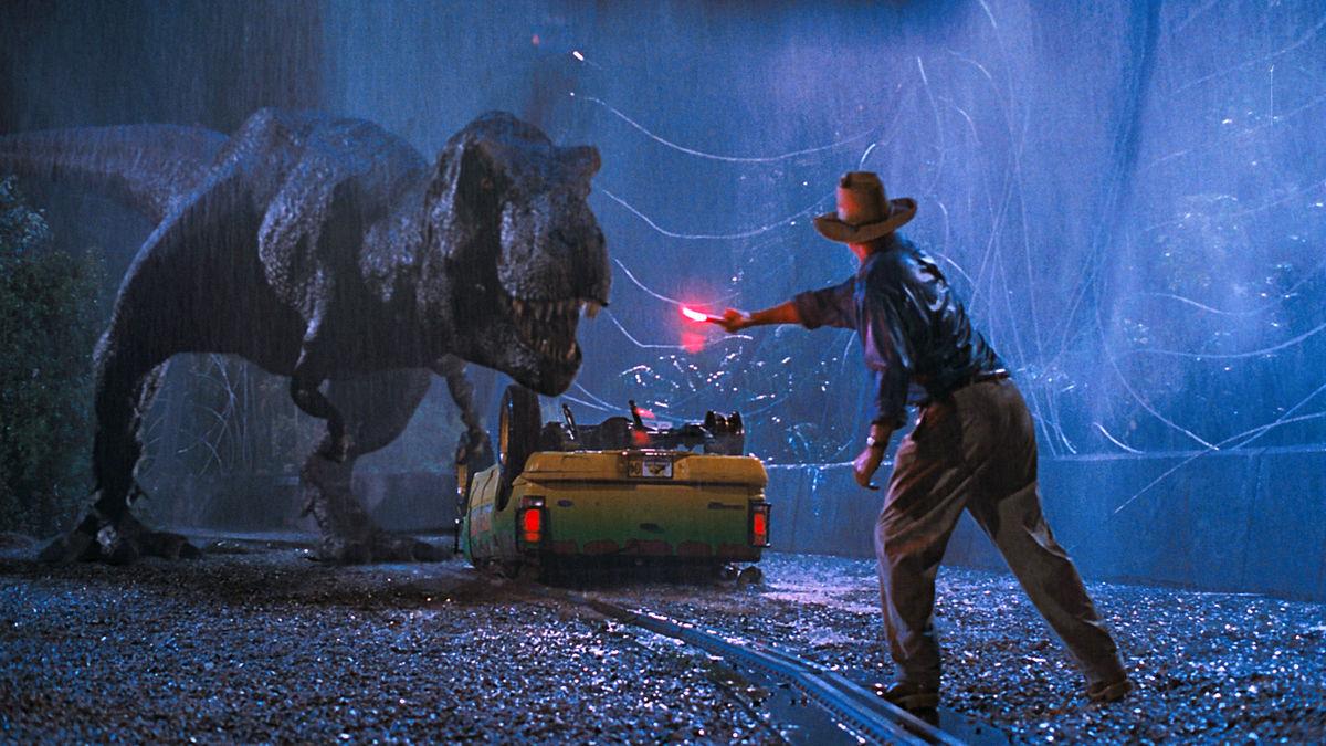 Jurassic Park (1993) directed by Steven Spielberg • Reviews, film + cast • Letterboxd