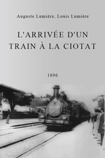 The Arrival of a Train at La Ciotat