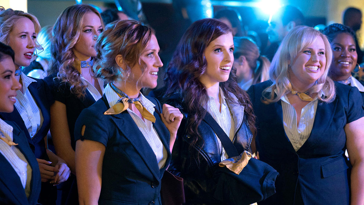 Pitch Perfect 3 2017 Directed By Trish Sie Reviews Film