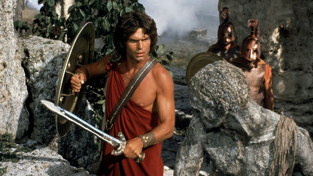 Clash Of The Titans (1981) –  Action, Adventure, Family