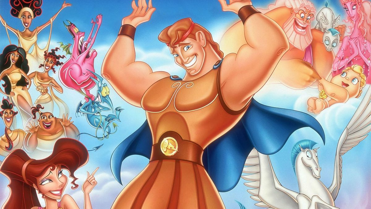 Hercules 1997 Directed By Ron Clements John Musker