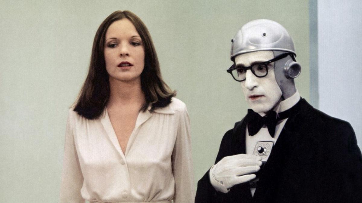 Sleeper (1973) – Comedy, Sci-Fi