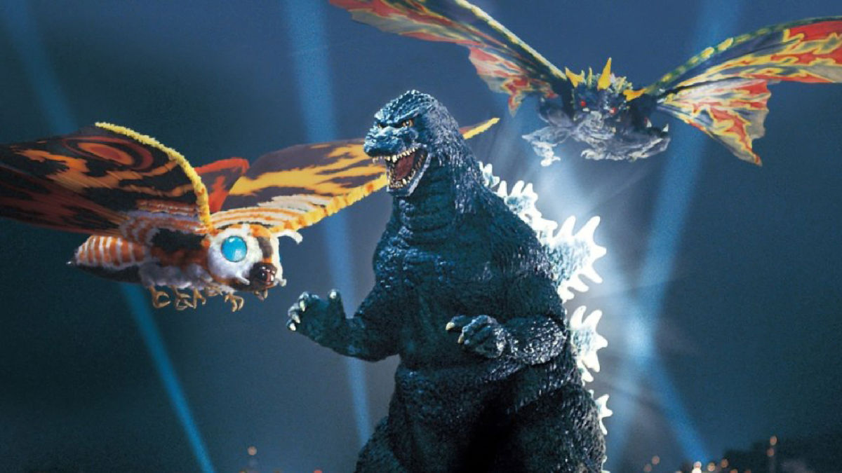 Godzilla vs. Mothra (1992) directed by Takao Okawara • Reviews, film + cast  • Letterboxd