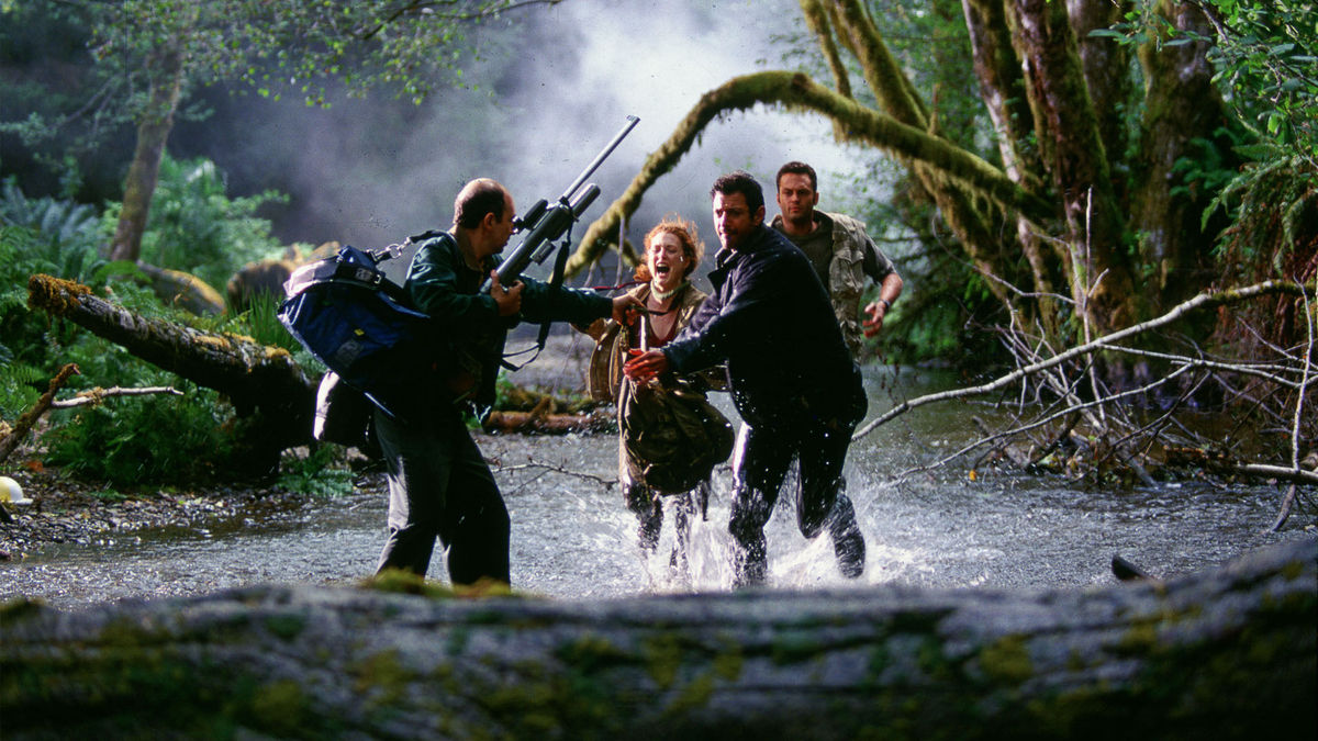 ‎The Lost World: Jurassic Park (1997) directed by Steven ...