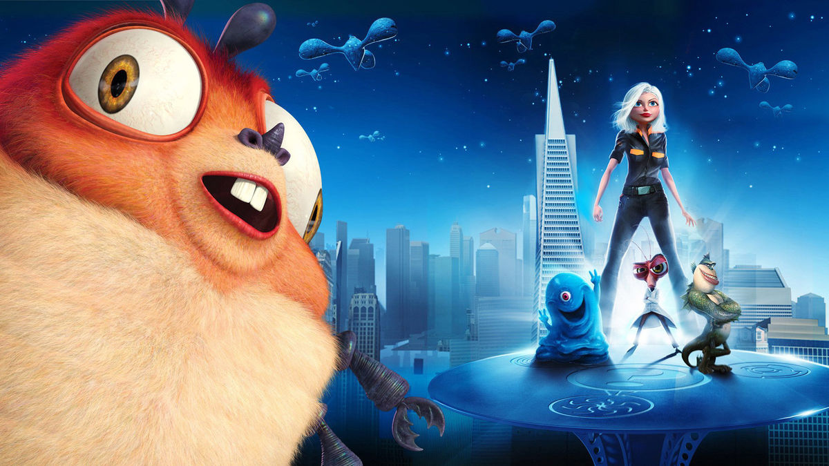 Monsters Vs Aliens 2009 Directed By Conrad Vernon Rob Letterman Reviews Film Cast Letterboxd