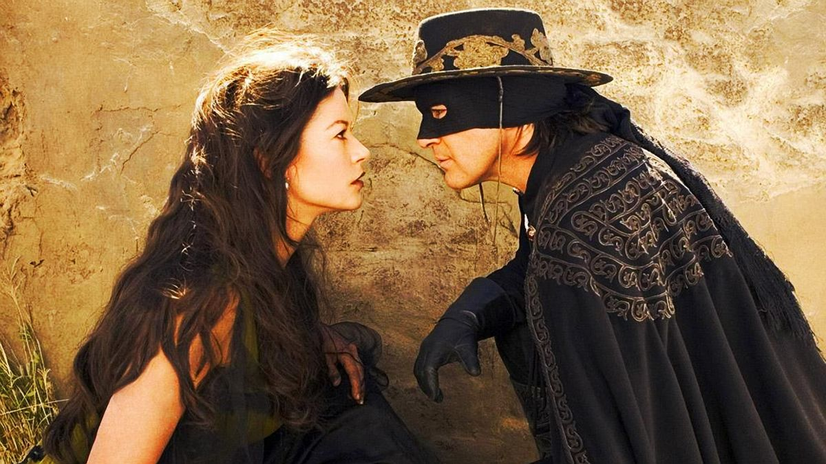 The Mask of Zorro (1998) directed by Martin Campbell • Reviews, film + cast  • Letterboxd