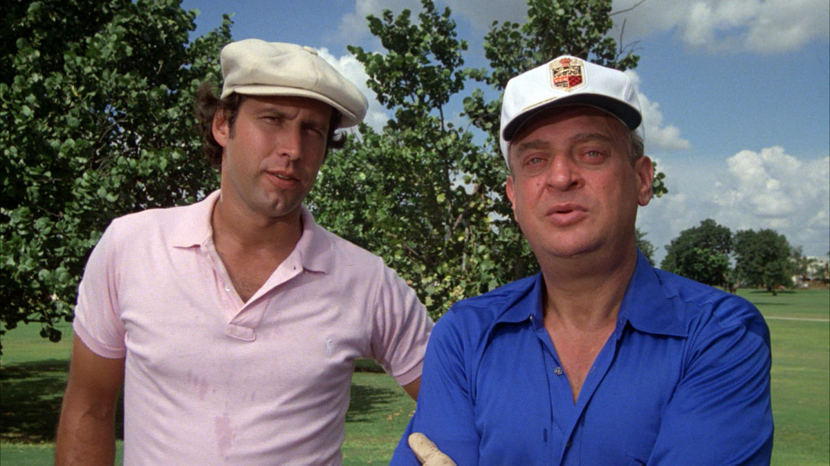 Caddyshack 1980 directed by harold ramis reviews for Mel s fish shack