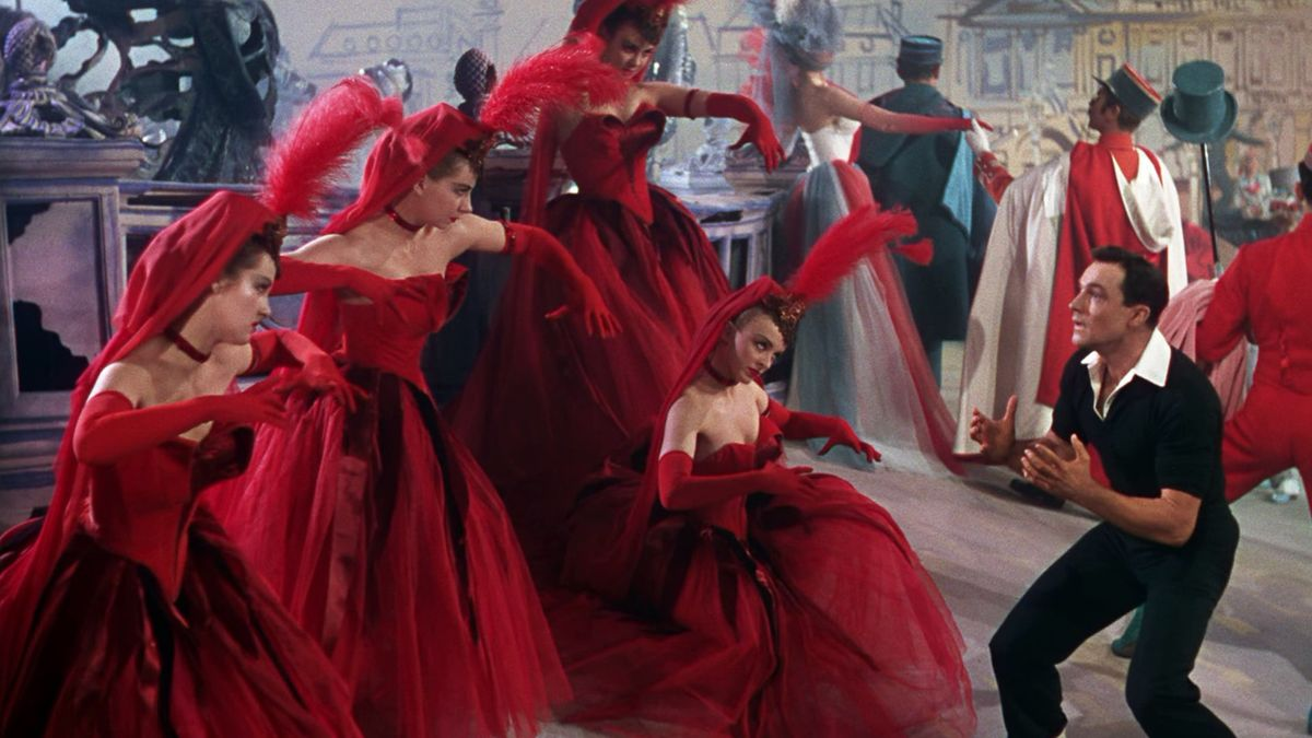 An American in Paris (1951) directed by Vincente Minnelli ...
