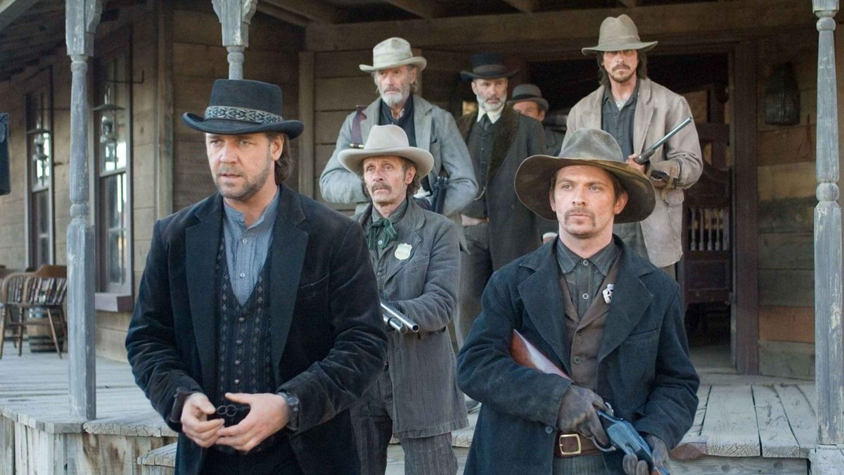 3:10 to Yuma (2007) directed by James Mangold • Reviews, film + ...