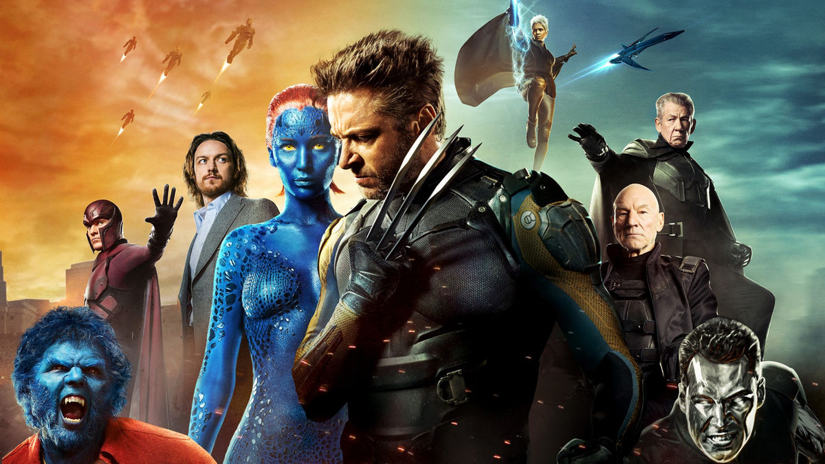 X-Men: Days of Future Past (2014) directed by Bryan ...