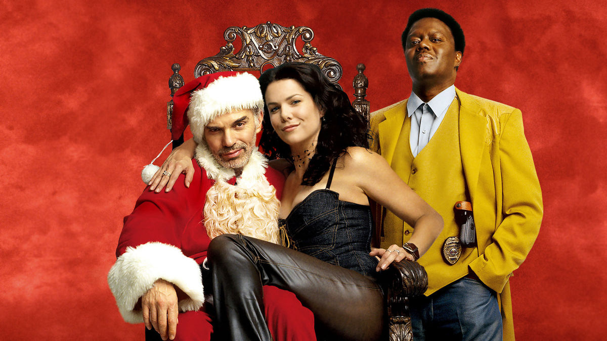 Bad Santa 2003 Directed By Terry Zwigoff Reviews Film Cast