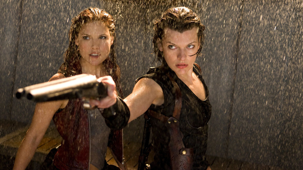 Resident Evil: Afterlife (2010) directed by Paul W S  Anderson