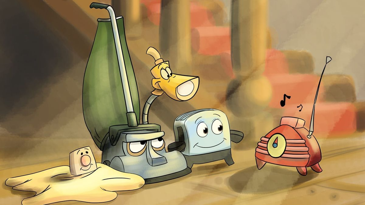 The Brave Little Toaster 1987 Directed By Jerry Rees Reviews Film Cast Letterboxd