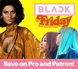 Save on Pro and Patron this weekend!