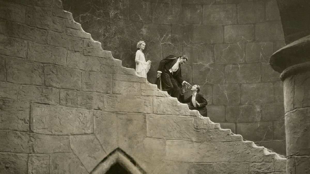 Dracula (1931) directed by Tod Browning • Reviews, film +