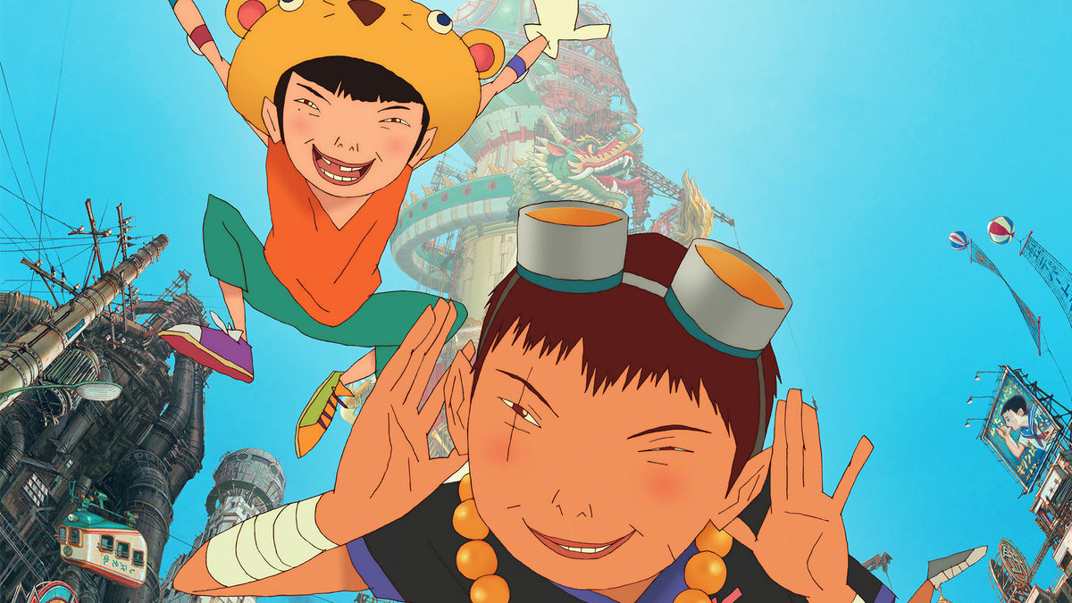 tekkonkinkreet  Tekkonkinkreet (2006) directed by Michael Arias • Reviews, film + ...