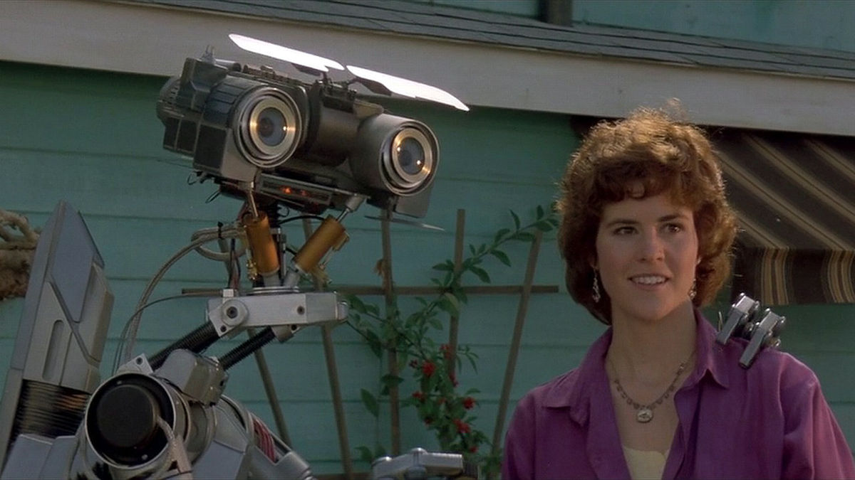 Short Circuit (1986) Comedy, Family, Sci-Fi