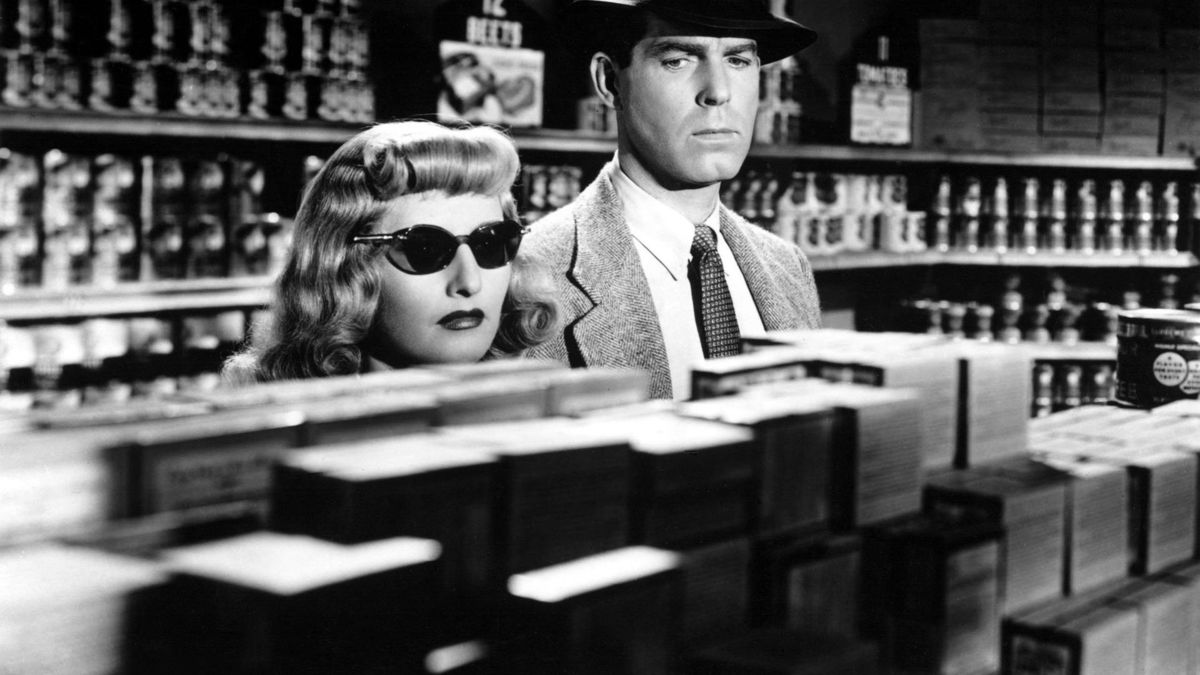 Double Indemnity (1944) directed by Billy Wilder • Reviews, film + ...