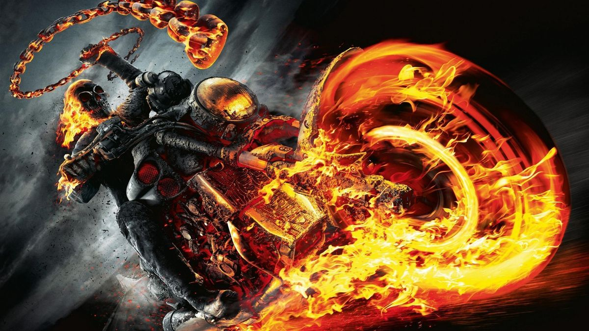 Ghost Rider: Spirit of Vengeance (2011) directed by Mark Neveldine