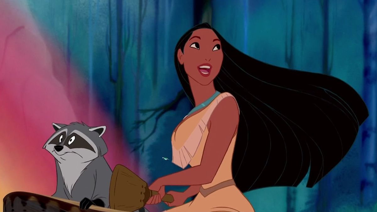 Pocahontas 1995 Directed By Mike Gabriel Eric Goldberg Reviews Film Cast Letterboxd