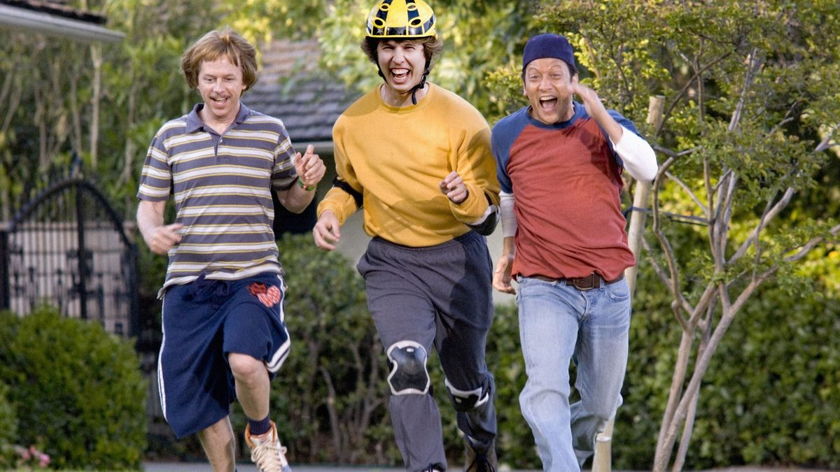 The Benchwarmers 2006 Directed By Dennis Dugan Reviews Film Cast Letterboxd Molly sims, rob schneider, jon lovitz and others. the benchwarmers 2006 directed by