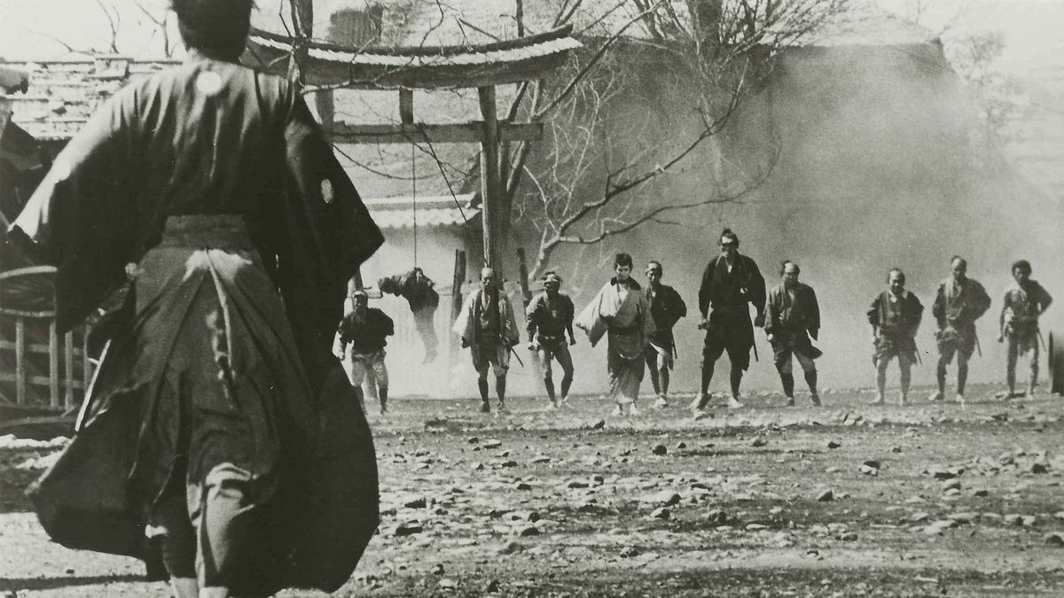 Image result for yojimbo kurosawa