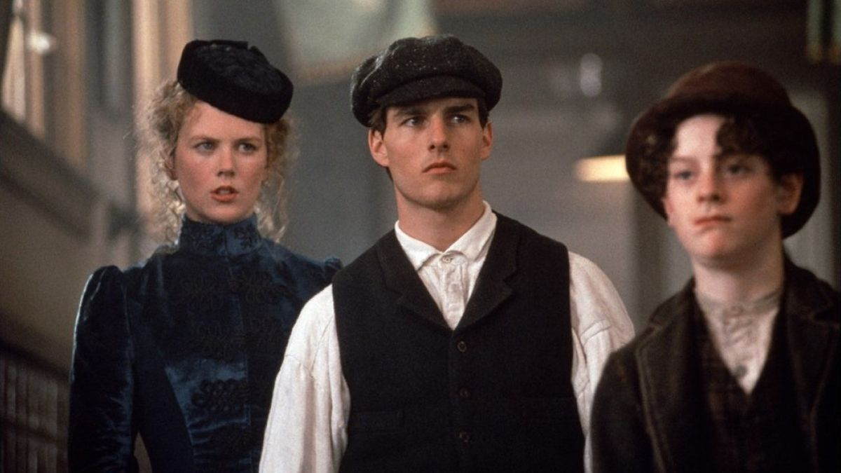 Far and Away (1992) directed by Ron Howard • Reviews, film + cast •  Letterboxd