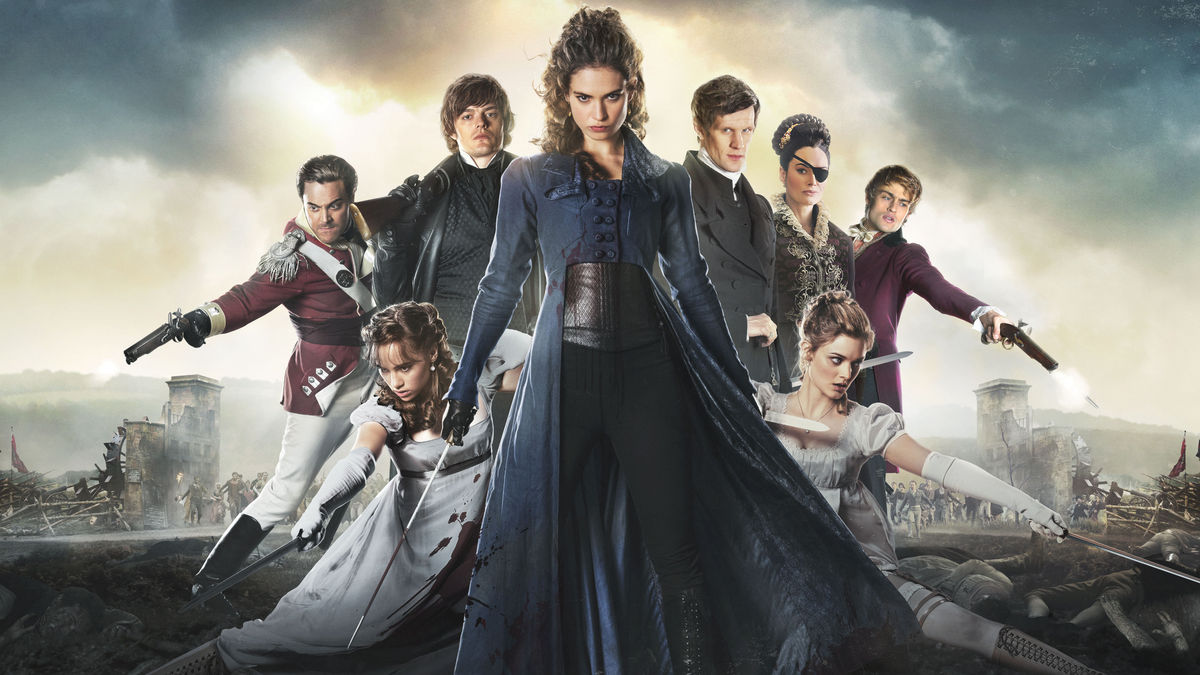 Pride And Prejudice And Zombies 2016 Directed By Burr Steers Reviews Film Cast Letterboxd