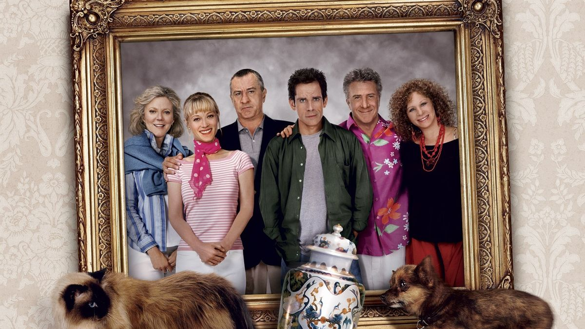 Meet The Fockers 2004 Directed By Jay Roach Reviews Film Cast Letterboxd