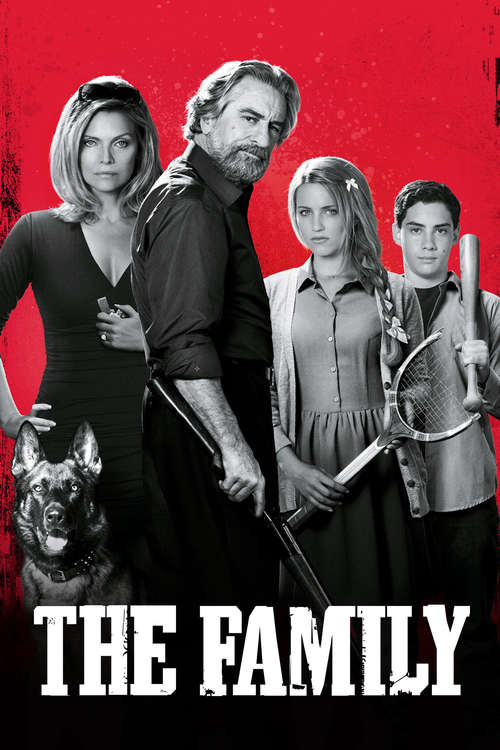 Film poster for The Family