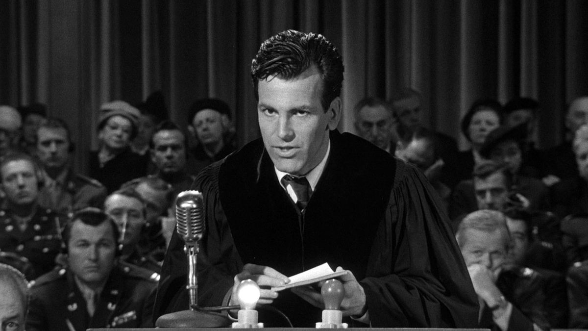 War Movie : Judgment at Nuremberg (1961)