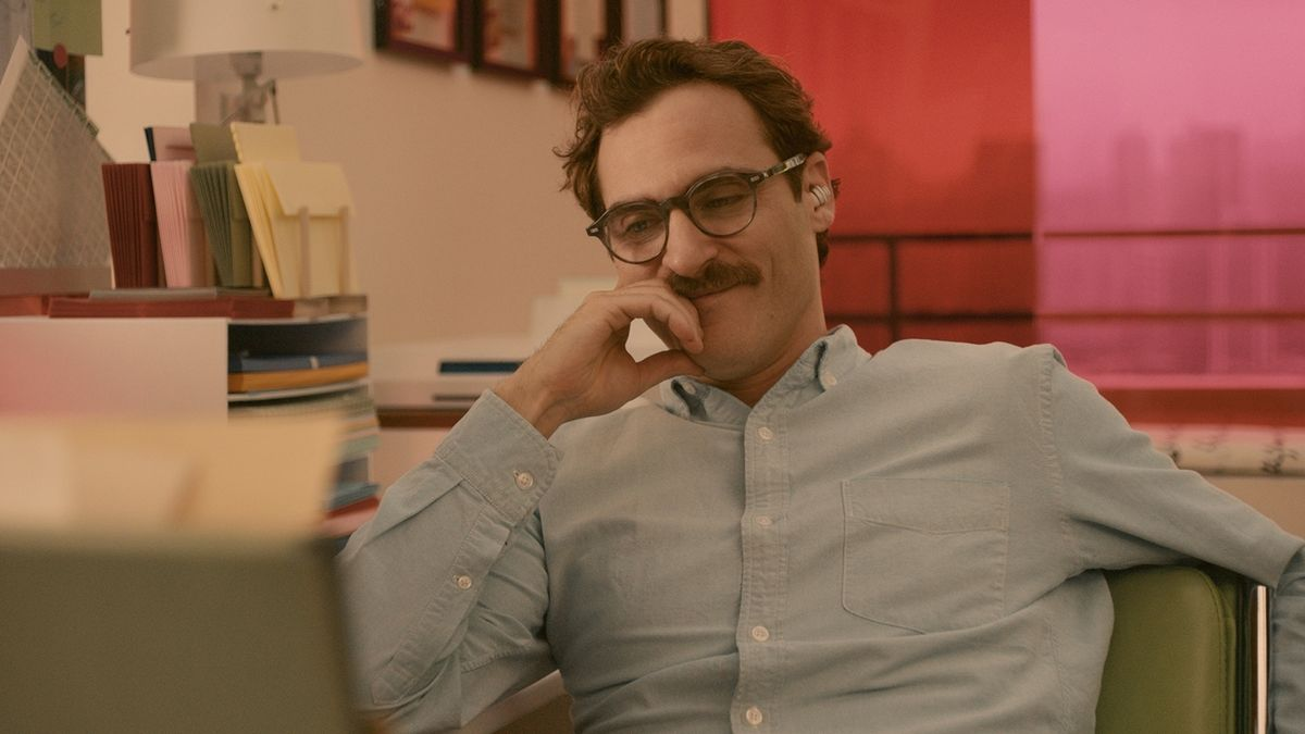 Her (2013) directed by Spike Jonze • Reviews, film + cast