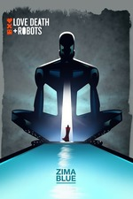 Love, Death & Robots: Zima Blue