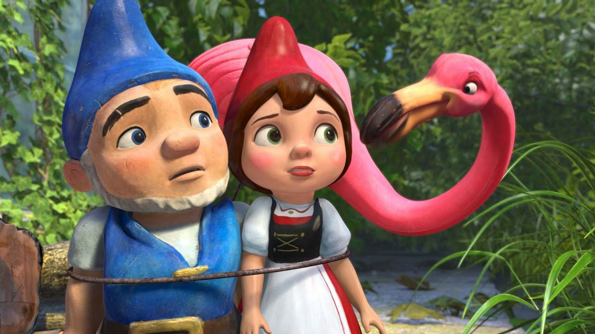 Gnomeo Juliet 2011 Directed By Kelly Asbury Reviews Film Cast Letterboxd