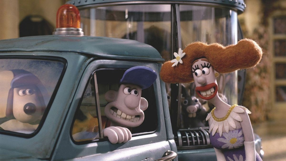 Wallace Gromit The Curse Of The Were Rabbit 2005 Directed By Nick Park Steve Box Reviews Film Cast Letterboxd