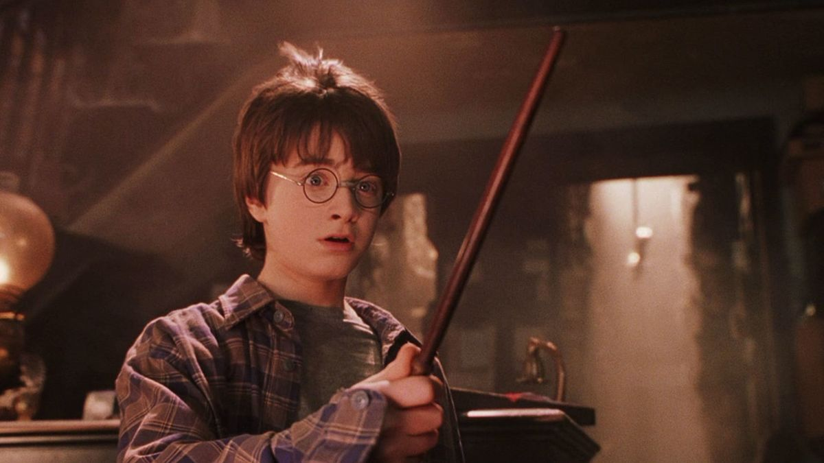 Harry Potter and the Philosopher's Stone' review by Josh Larsen • Letterboxd