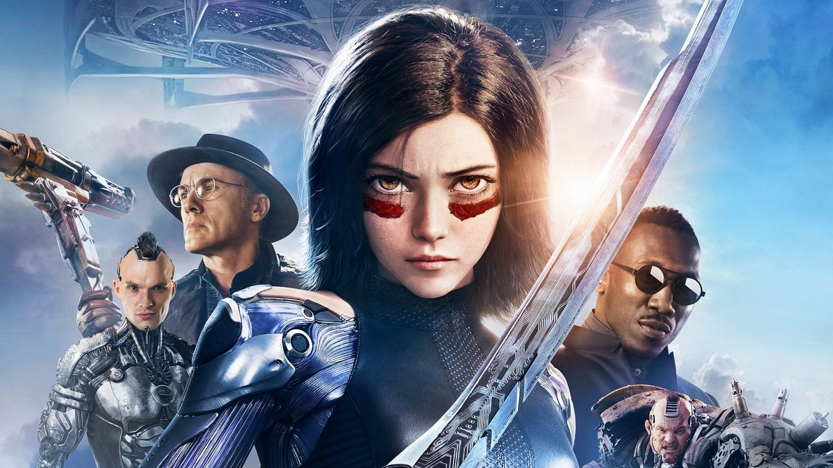 Alita: Battle Angel (2019) directed by Robert Rodriguez • Reviews