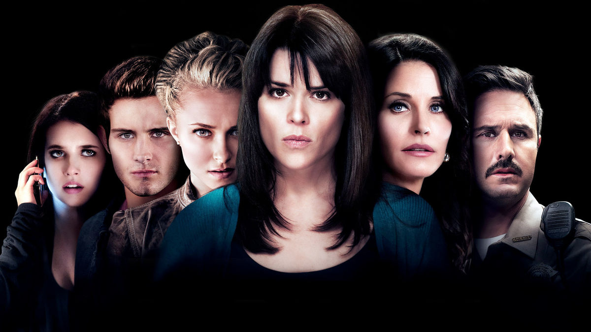 Scream 4 (2011) directed by Wes Craven • Reviews, film +