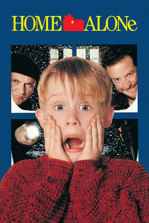 Film poster for Home Alone