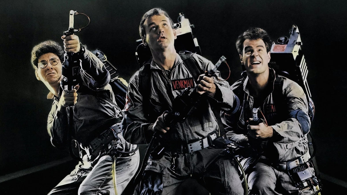 Ghostbusters 1984 Directed By Ivan Reitman Reviews Film Cast