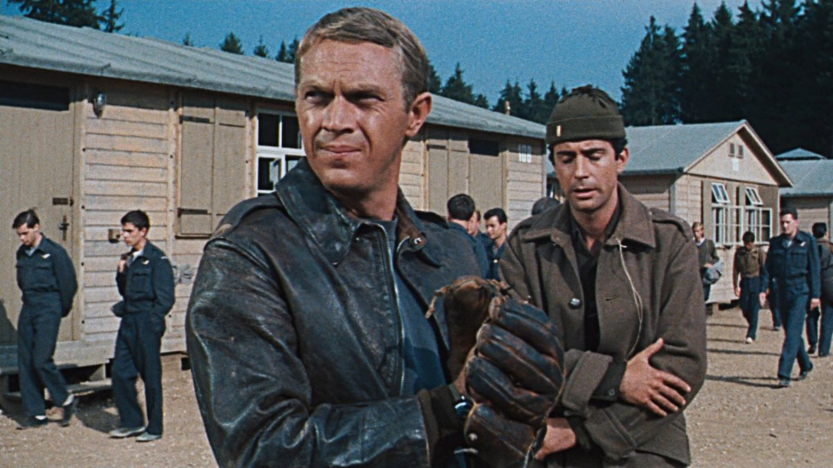 great escape movie real story Chronicled by the 1963 movie the great escape, the tunnel building is one of world war ii's great stories in the decades since, the legend of the allied fliers' mass breakout on the.