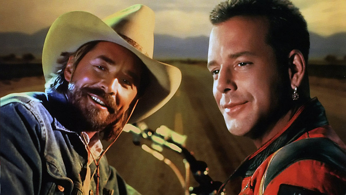 Harley Davidson And The Marlboro Man 1991 Directed By Simon Wincer
